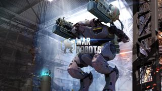 【War Robots】ロボットを自分好みにカスタマイズ!6対6のチーム戦が面白い!ロボットアクションゲームだよ!