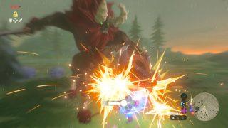 【ゼルダの伝説】強敵ライネルを初心者でも楽しく倒せる方法【ブレスオブザワイルド】